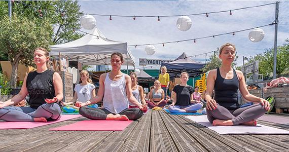 Yachtklub Yoga Frankfurt